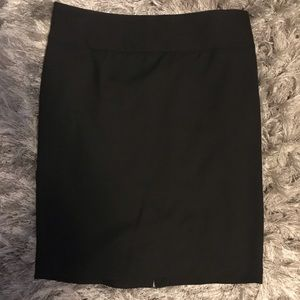 Black Skirt from The Limited
